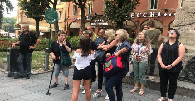 Bolonia, las personas sin hogar como guías de turistas: Una mirada diferente