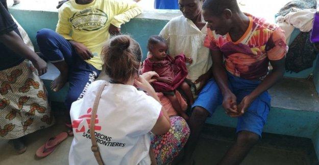 Congo, al menos 1.980 las muertes por sarampión: más de 2/3 de los niños menores de 5 años, 2.428 casos de ébola