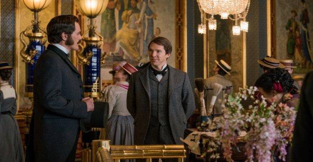 Edison y otros, la guerra por el poder es un thriller acerca de un genio,