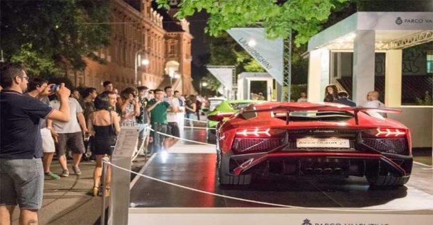 El auto show de Parque Valentino, bye bye Torino