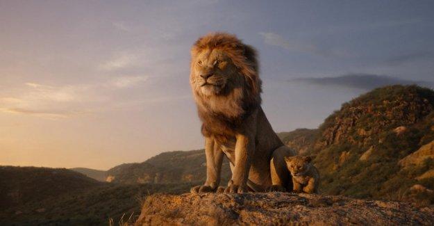 'El rey león' en acción en vivo: Simba vuelve a rugir en la sabana