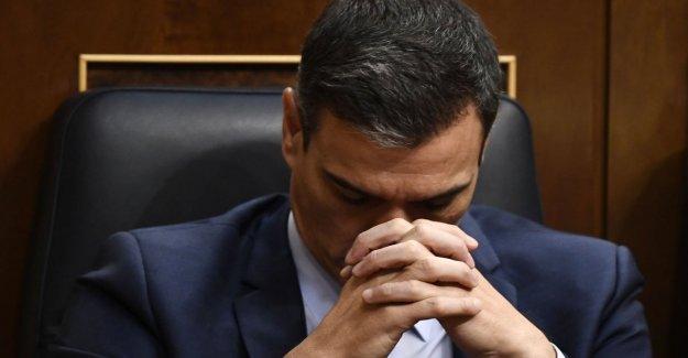 En españa, la izquierda de podemos no le da la confianza a Sánchez, pero él le pide a tratar de nuevo