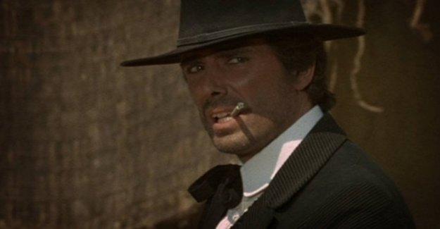 Está muerto George Hilton, estrella del spaghetti western