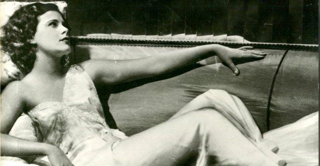 Exposición de Venecia, en la pre-apertura de Hedy escándalo Lamarr