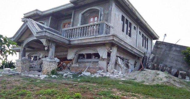 Filipinas, dos terremotos de magnitud 5.4 y el 5.9 en el norte: ocho muertos y decenas de heridos