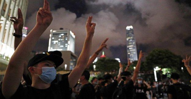 Hong Kong, treinta chicos de la protesta pedir asilo político en Taiwán