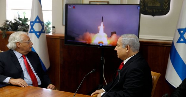 Israel, prueba, los secretos de los misiles, la Flecha-3 en Alaska. Netanyahu: Resultados excepcionales y felicita el Triunfo