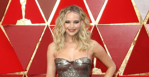 Jennifer Lawrence en la próxima película de Sorrentino, 'Mafia girl'