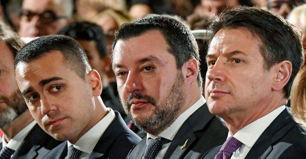 La autonomía, el enfrentamiento con el gobierno, el M5s: la Liga quiere jaulas de los salarios, inaceptable. Trineo de la cumbre de Palazzo Chigi