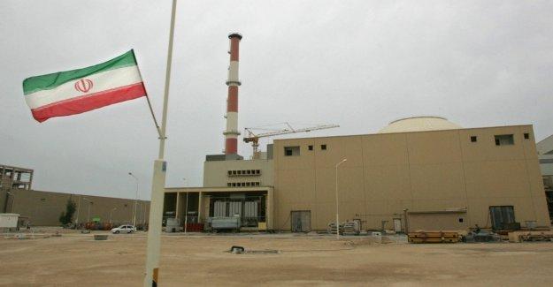 La europea, signatarios del acuerdo sobre la central nuclear de pedir a Irán para que detenga el enriquecimiento de uranio