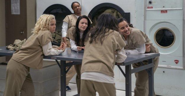 'La naranja es el nuevo negro', la tercera y última temporada. Ventilador en una crisis, y la subasta de los trajes