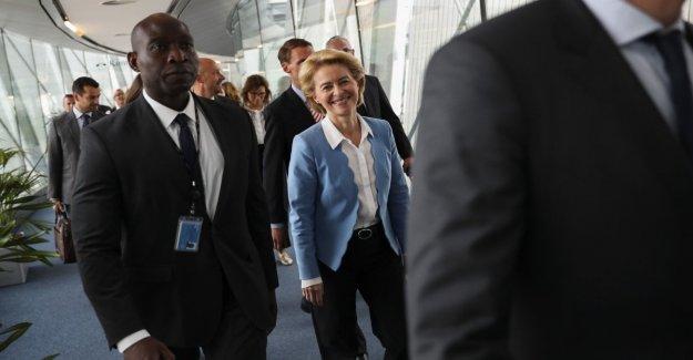 La ue von der Leyen: voy a luchar por un salario mínimo en cada País
