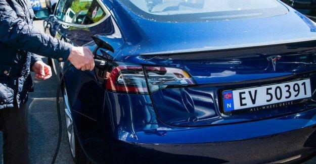 Los coches eléctricos son prohibidos para los discapacitados