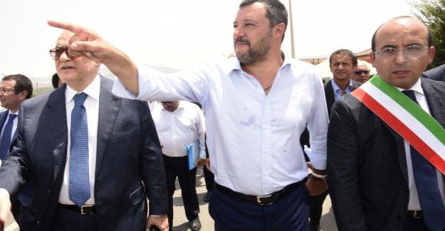 Los emisarios de la Salvini a Moscú en busca de fondos: publicado en el audio