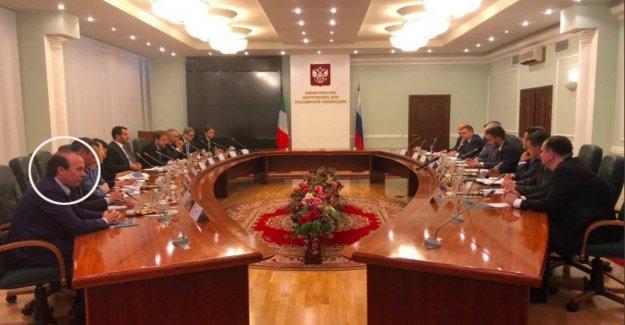 Los fondos de la Liga rusa, el tweet Savoini: Feliz de haber acompañado a Salvini una Mosca