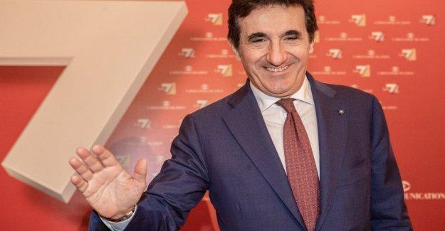 Los horarios de La7, confirmó Massimo Giletti, Diego Bianchi y Corrado Formigli