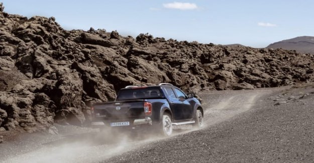 Nissan Navara, la pasión pick-up