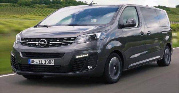 Opel Zafira de la Vida, el espacio y la flexibilidad