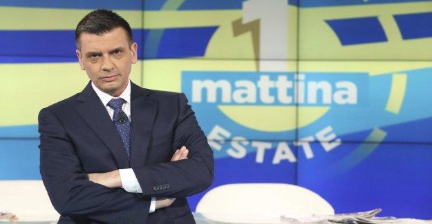 Policía mató, es un caso en el monólogo de Salvini presentador invitado de Unomattina (y su biógrafo Poletti)