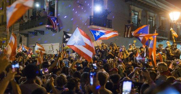 Porto Rico, ganó la protesta, y el gobernador anuncia su dimisión