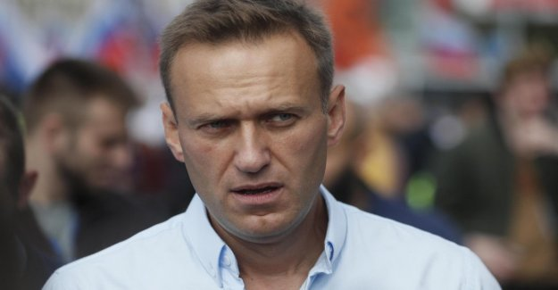 Rusia, el médico de Navalny: No excluyo que puede haber sido envenenado
