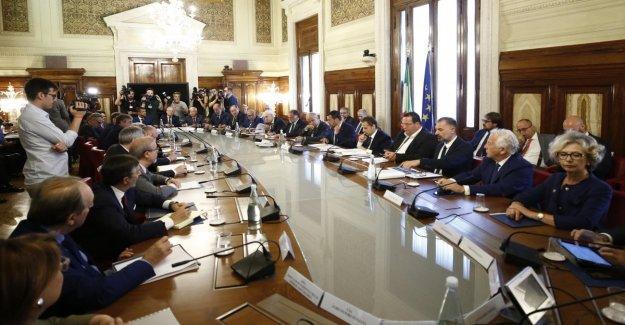 Salvini reto de Contar todavía: el nuevo vértice en el ministerio del interior con los interlocutores sociales