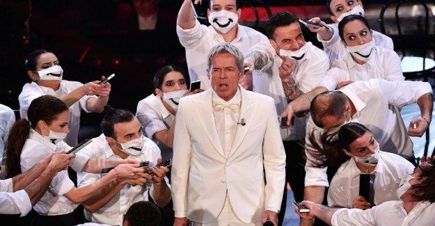 Sanremo, Salini dio sus primeros pasos: Más espacio para los jóvenes y un ojo para las tendencias en la música
