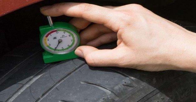 Seguro de vacaciones, la atención a los neumáticos