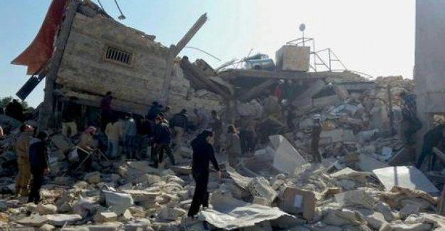 Siria, ocho sistemas de agua conectado a la Idlib: el impacto sobre el acceso al agua para cerca de 250.000 personas