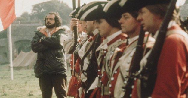 Stanley Kubrick, encontró tres scripts romántico inédito