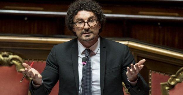Tav, Toninelli adopta el único experto de costo-beneficio, que no era otra cosa. La ira de Salvini: No estamos allí, sóloreferencias