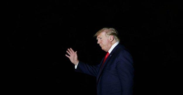 Trump salió de la central nuclear de acuerdos para hacer un pesar a Obama