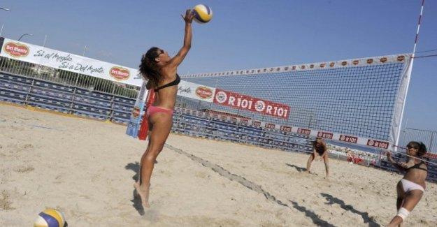 Voleibol de playa, las instrucciones de uso. Conoce tus límites
