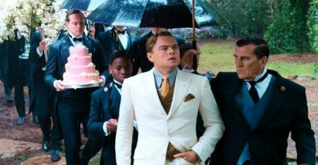 está muerto el actor Richard Carter, junto a DiCaprio en 'El gran Gatsby'