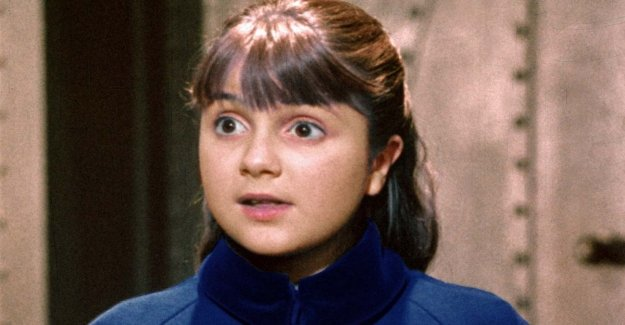 murió Denise Nickerson, el Violeta, el de Willy Wonka y la fábrica de chocolate'