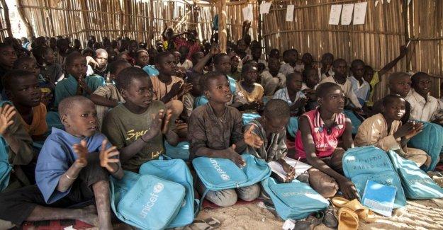 África oriental y central, la educación bajo ataque: 1,9 millones de niños que se ven obligados a abandonar la escuela