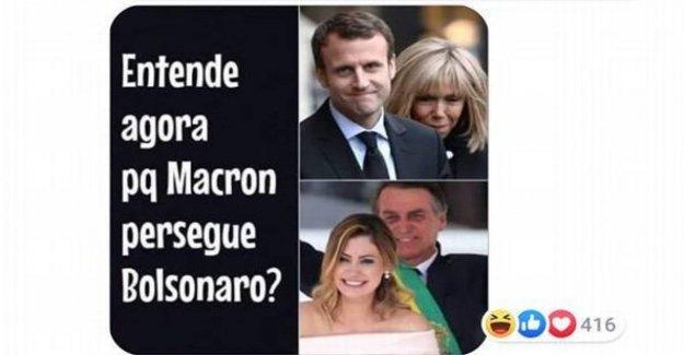 Amazon, Bolsonaro ofende Brigitte Macron en Facebook: es una crisis diplomática en Francia-Brasil