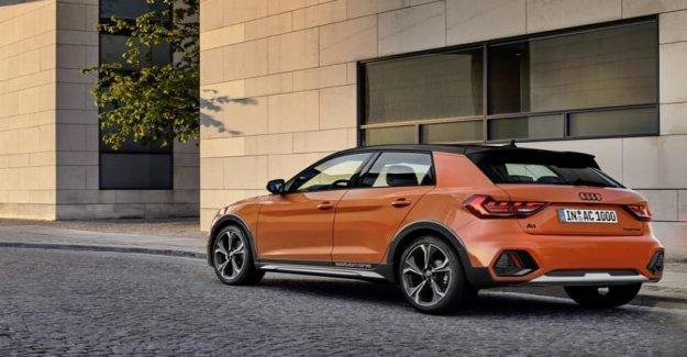Audi A1 citycarver, crossover pequeño crecer