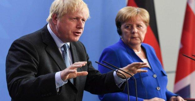 Brexit, Johnson en Berlín: el Acuerdo es inaceptable para nosotros