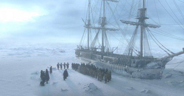 Canadá, las primeras imágenes de la nave HMS Terror: Revelar detalles acerca de la trágica expedición en el ártico de 1845
