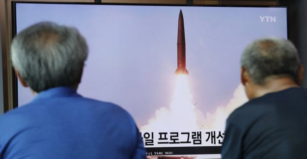 Corea del Norte desafía al mundo: Pyongyang lanza otros misiles, y acusa a los estados Unidos y Seúl