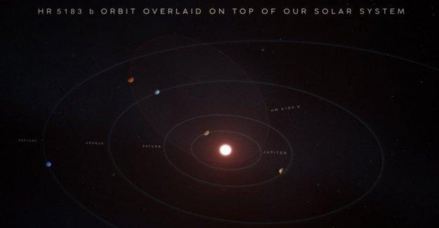 Descubrir una super honda planetaria 100 años luz de nosotros