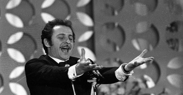 Domenico Modugno, el puro genio de la canción: la Mosca encantado a toda una nación