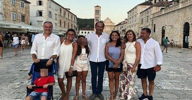El administrador de muertos en Croacia detenido el propietario y el capitán
