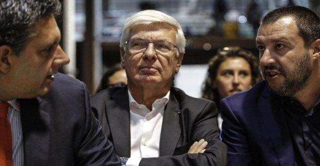 El centro-derecha, Pablo a los Romanos: yo estoy con Toti. Lo siento, pero Forza Italia tiene más elegidos que los votantes