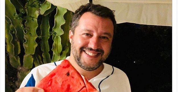 El gobierno, Salvini: la Reversión de que estaba listo para un largo tiempo. En el caso de la votación listo para la maniobra de época