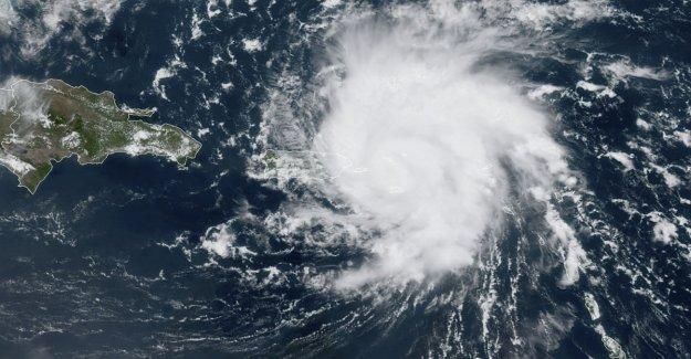 El huracán Dorian, declaró una emergencia de puerto Rico y la Florida: usted puede llegar a la categoría 3