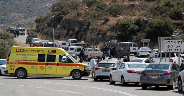 El west bank, muere de una niña israelí en un ataque terrorista