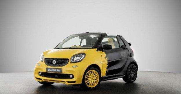 En agosto, el Smart de la colección: de 51 miles de euros para la edición final