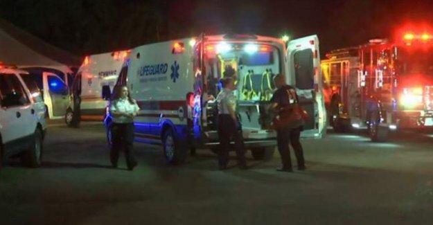Estados unidos: disparos después de que el juego de fútbol en Alabama, y 10 heridos en la escuela secundaria
